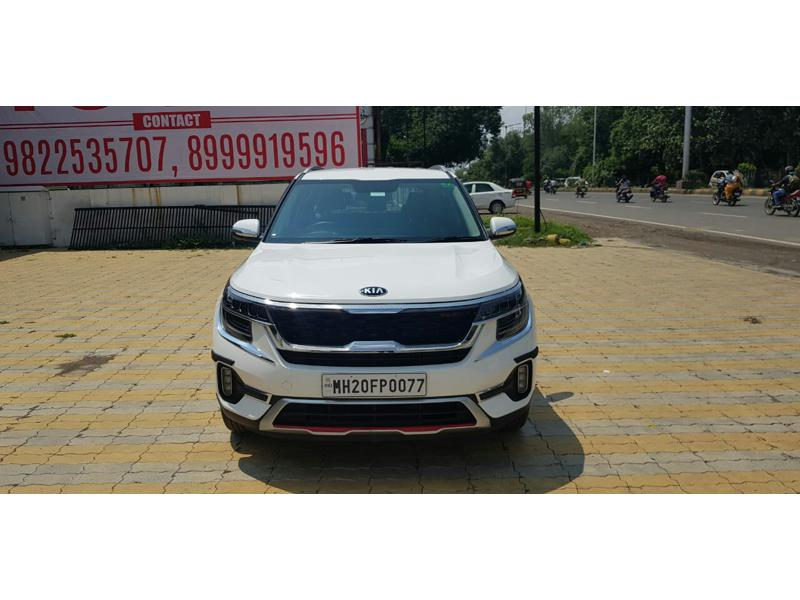 Used 2020 Kia Seltos Car In Ahmednagar