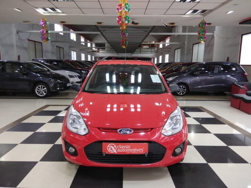 Used 2011 Ford Figo Car In Dharwad