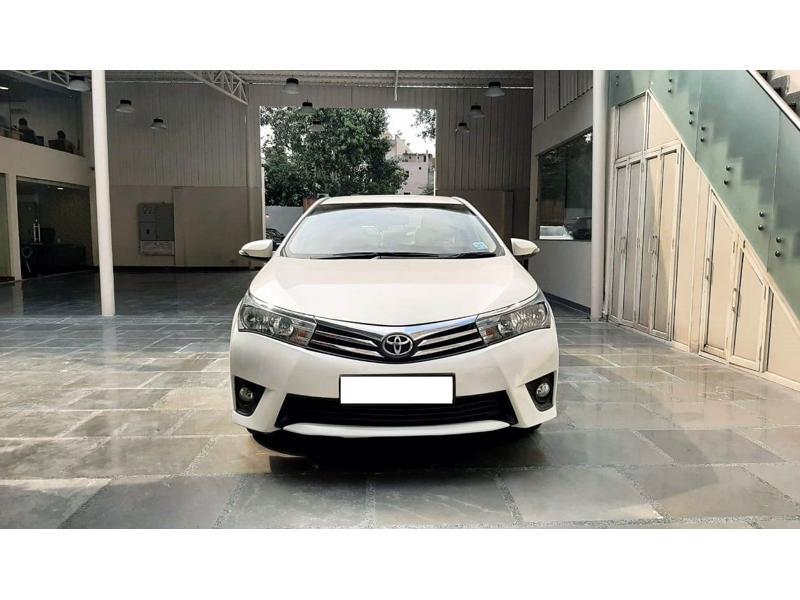 Used 2014 Toyota Corolla Altis Car In Faridabad