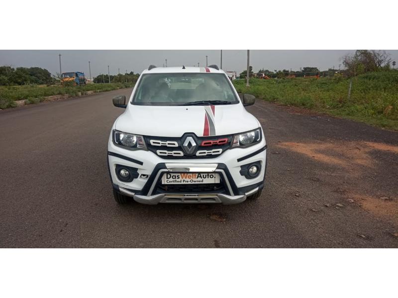 Used 2016 Renault Kwid Car In Madurai