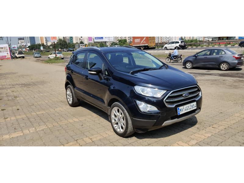 Used 2018 Ford EcoSport Car In Pune