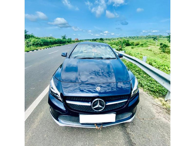 Used 2019 Mercedes Benz CLA Class Car In Hyderabad
