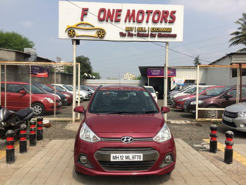 Used 2016 Hyundai Grand i10 Car In Pune