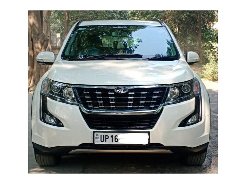 Used 2019 Mahindra XUV500 Car In New Delhi