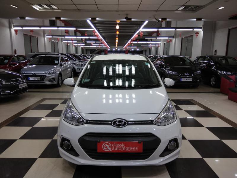 Used 2015 Hyundai Grand i10 Car In Mysore