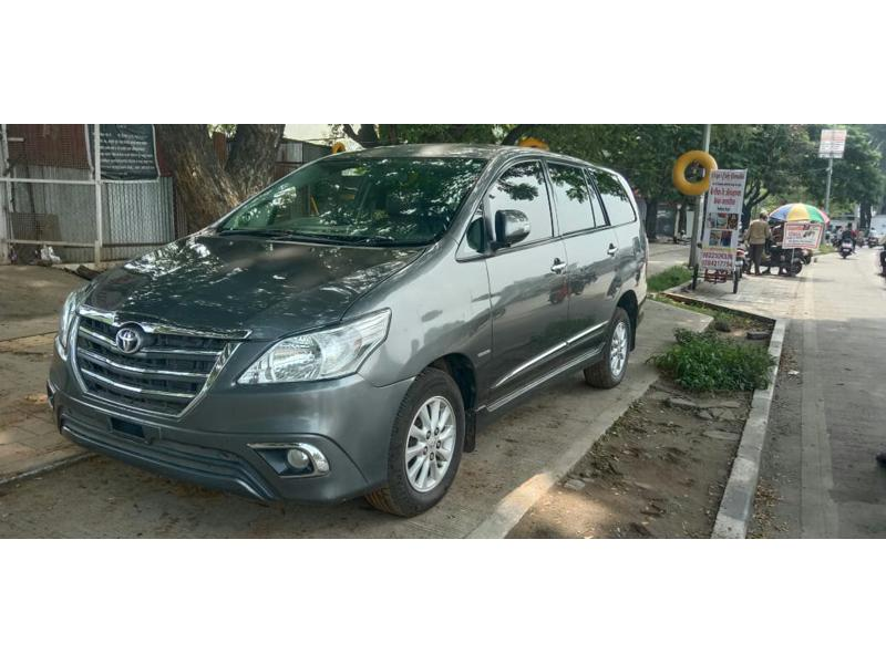 Used 2014 Toyota Innova Car In Pune
