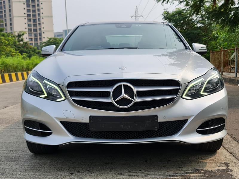 Used 2015 Mercedes Benz E Class Car In Pune
