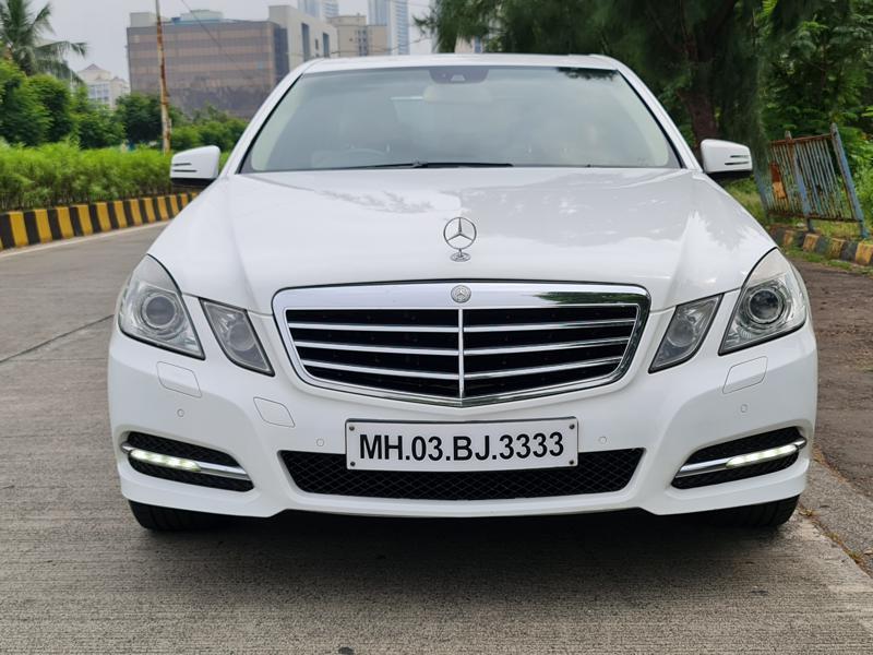 Used 2013 Mercedes Benz E Class Car In Pune