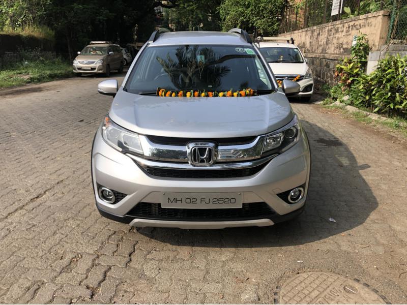 Used 2016 Honda BR-V Car In Mumbai