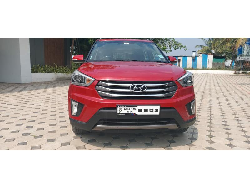 Used 2015 Hyundai Creta Car In Nashik