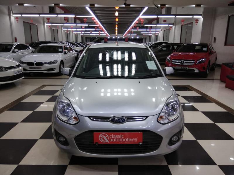 Used 2014 Ford Figo Car In Dharwad
