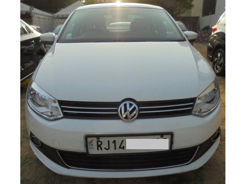 Used 2013 Volkswagen Vento Car In Alwar