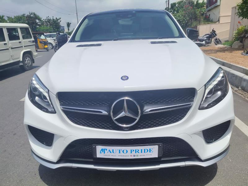 Used 2016 Mercedes Benz GLE Coupe Car In Hyderabad