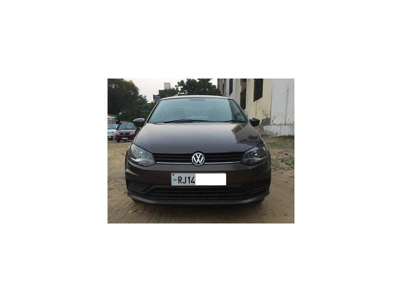 Used 2018 Volkswagen Ameo Car In Alwar