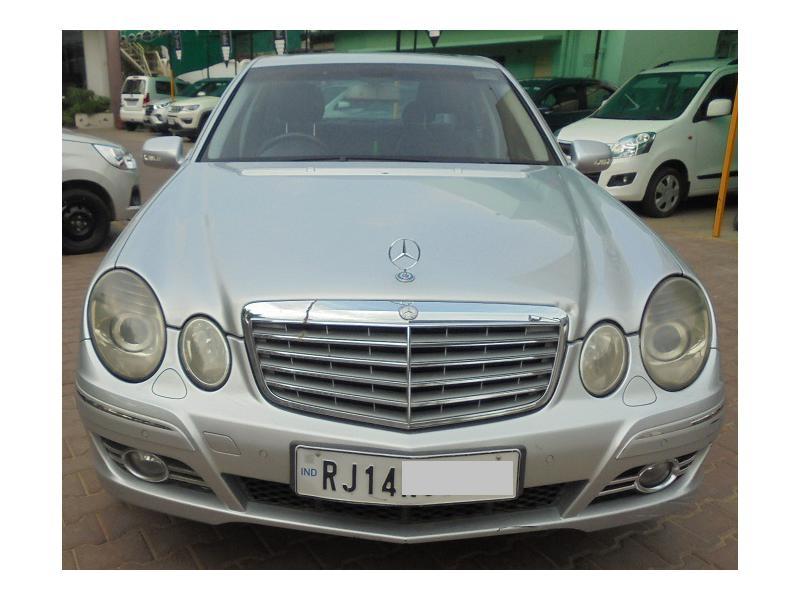 Used 2007 Mercedes Benz E Class Car In Alwar