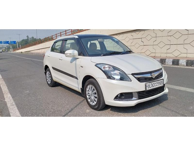 Used 2015 Maruti Suzuki Swift Dzire Car In Faridabad