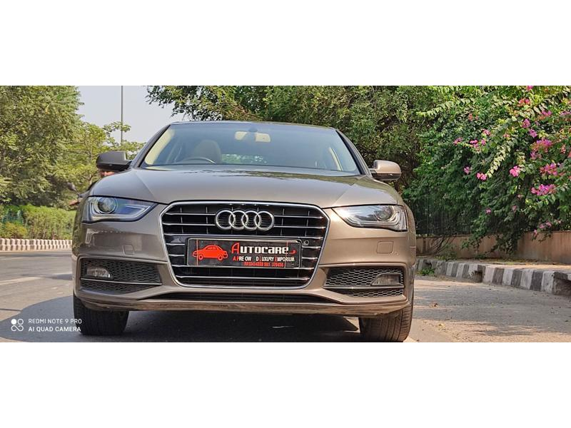 Used 2015 Audi A4 Car In Noida