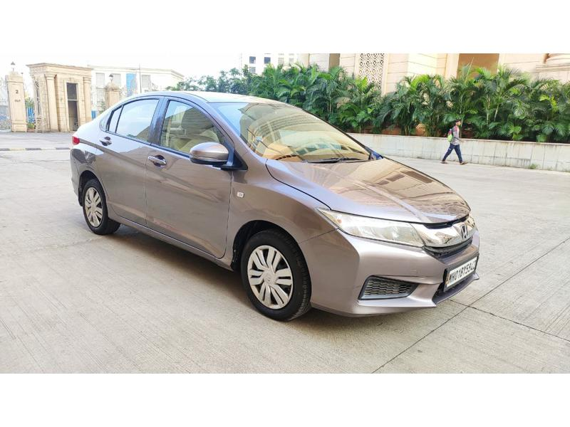 Used 2015 Honda City Car In Thane