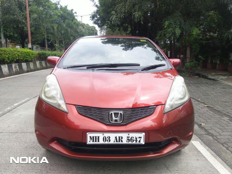 Used 2009 Honda Jazz Car In Nashik