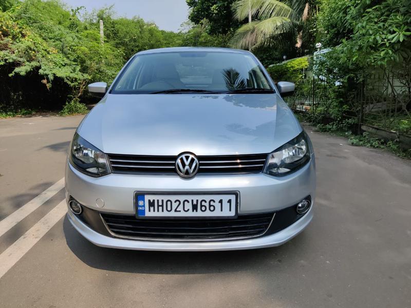 Used 2013 Volkswagen Vento Car In Mumbai