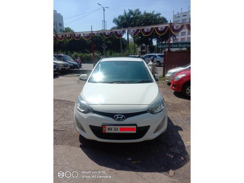 Used 2013 Hyundai i20 Car In Nashik