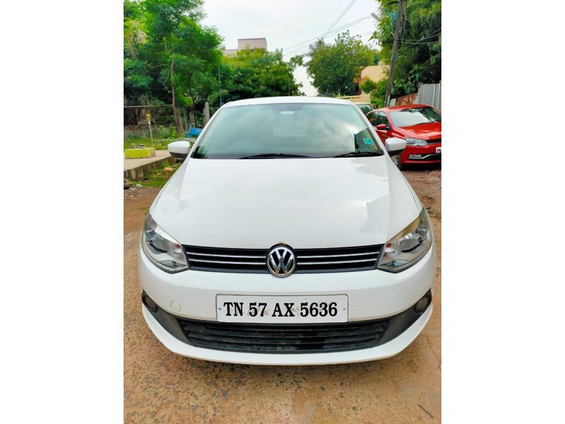 Used 2012 Volkswagen Vento Car In Chennai