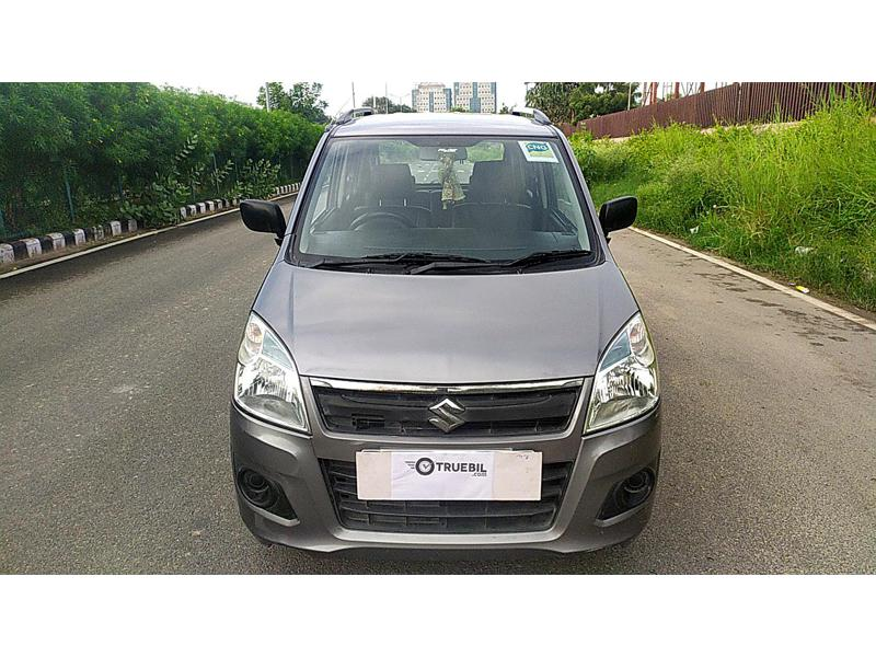Used 2014 Maruti Suzuki Wagon R 1.0 Car In Ghaziabad