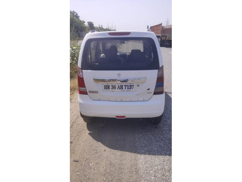 Used 2016 Maruti Suzuki Wagon R 1.0 Car In Alwar