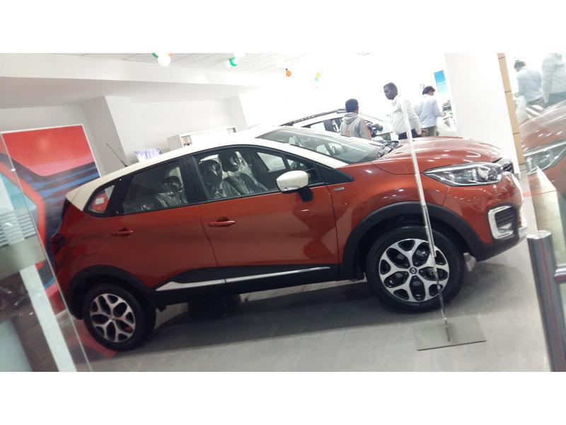Used 2018 Renault Captur Car In Pune