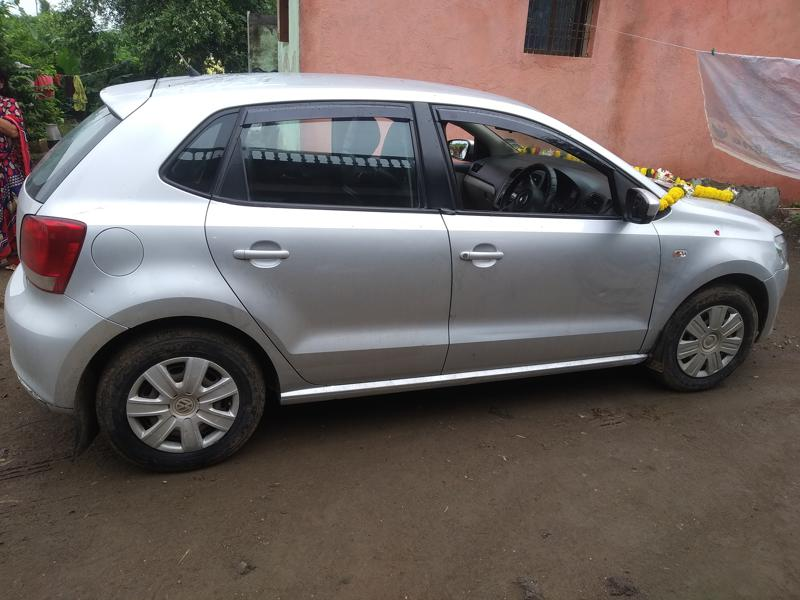 Used 2010 Volkswagen Polo Car In Parbhani