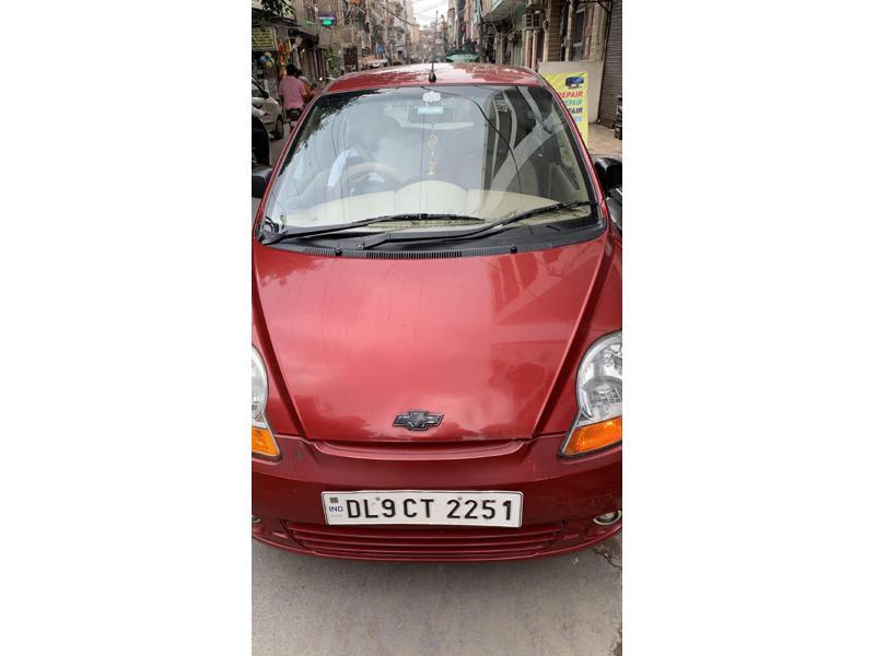 Used 2010 Chevrolet Spark Car In New Delhi