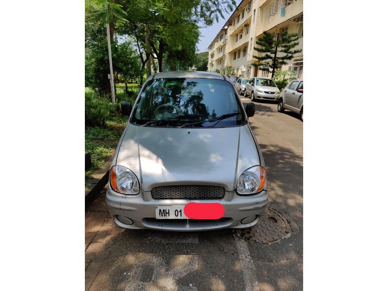 Used 2000 Hyundai Santro Car In Mumbai