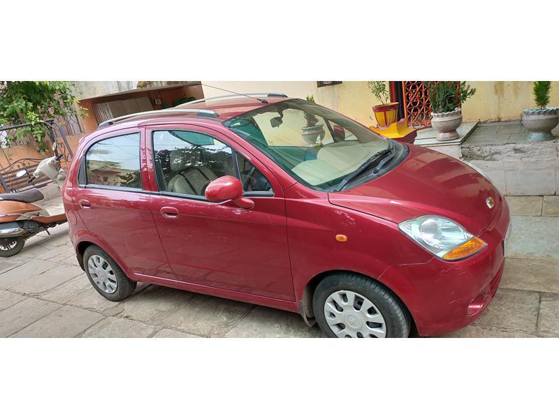 Used 2011 Chevrolet Spark Car In Solapur