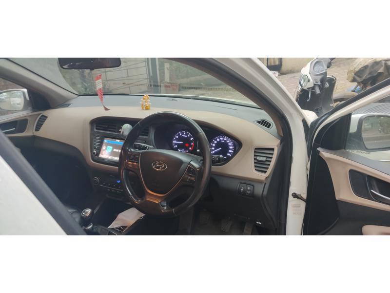 Used 2015 Hyundai Elite i20 Car In Pune
