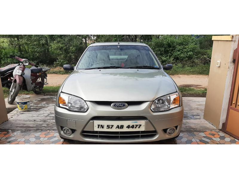 Used 2011 Ford Ikon Car In Pollachi