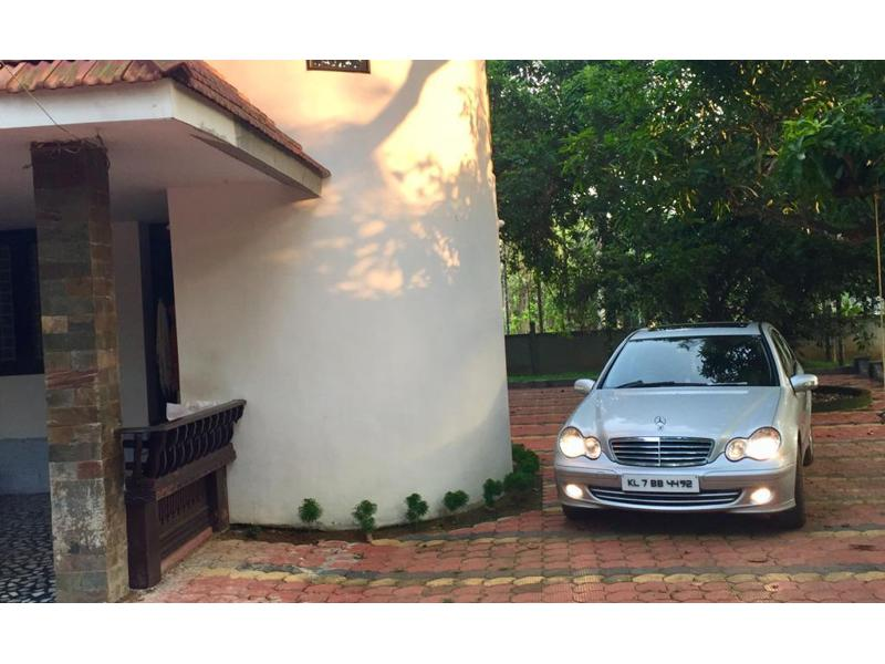 Used 2006 Mercedes Benz C Class Car In Thrissur
