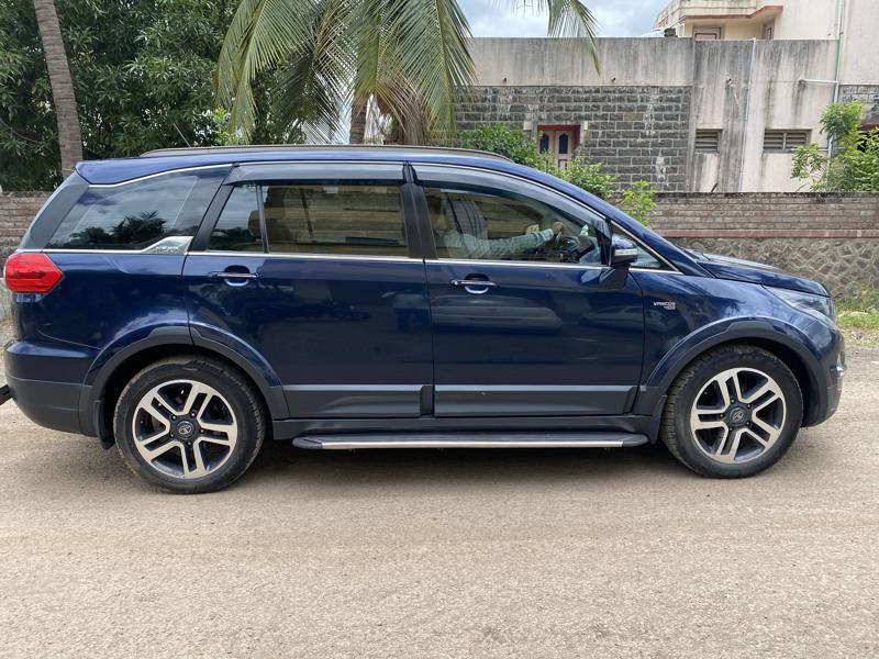 Used 2017 Tata Hexa Car In Solapur
