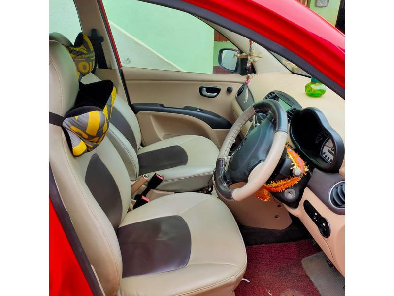 Used 2008 Hyundai i10 Car In Guntur