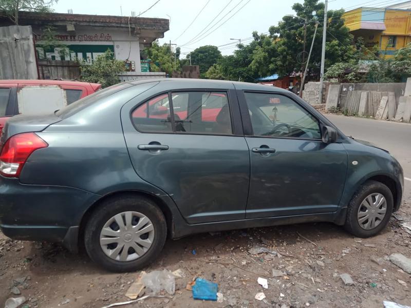 Used 2010 Maruti Suzuki Swift Dzire Car In Madurai