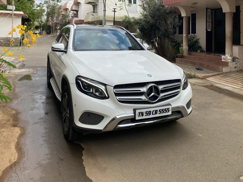 Used 2017 Mercedes Benz GLC Car In Madurai