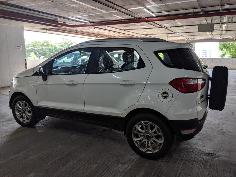 Used 2013 Ford EcoSport Car In Pune
