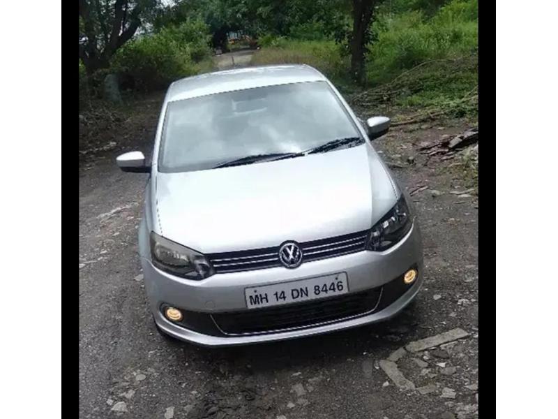 Used 2012 Volkswagen Vento Car In Sangli