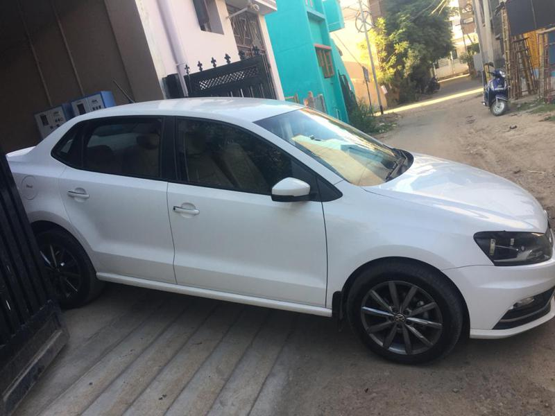 Used 2018 Volkswagen Ameo Car In Madurai