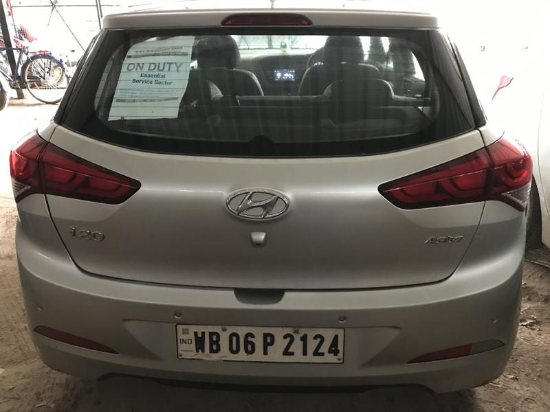 Used 2017 Hyundai Elite i20 Car In Kolkata