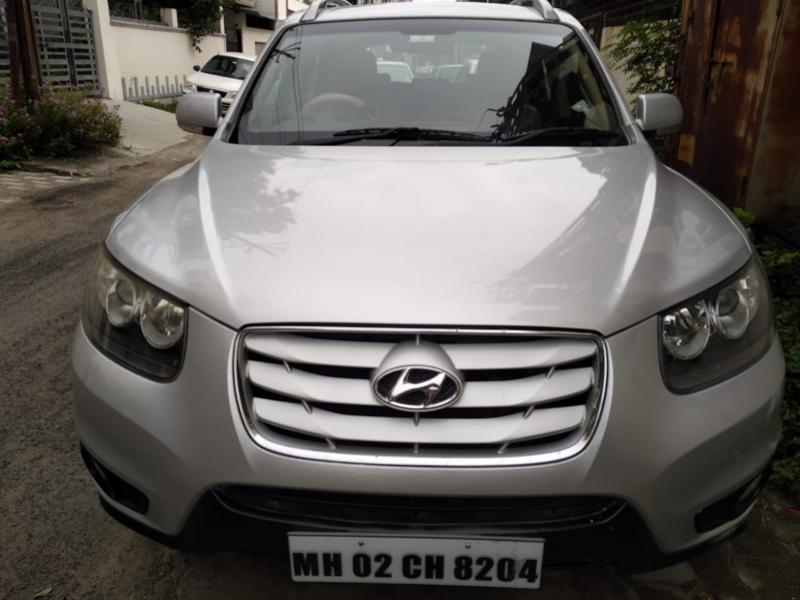 Used 2012 Hyundai Santa Fe Car In Wardha