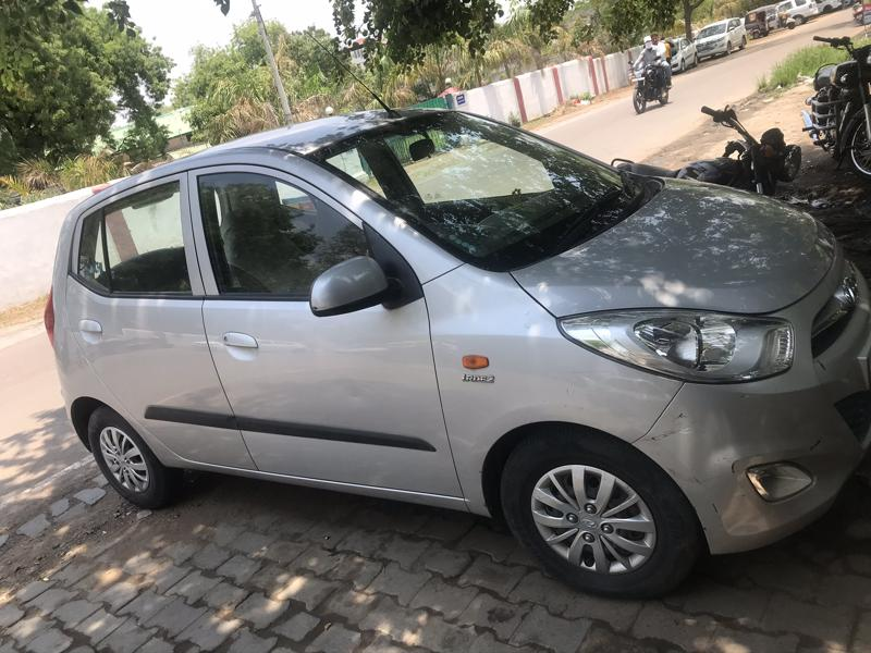 Used 2014 Hyundai i10 Car In Jhansi