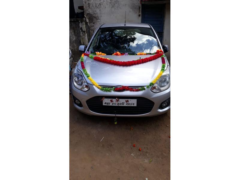 Used 2014 Ford Figo Car In Chhindwara