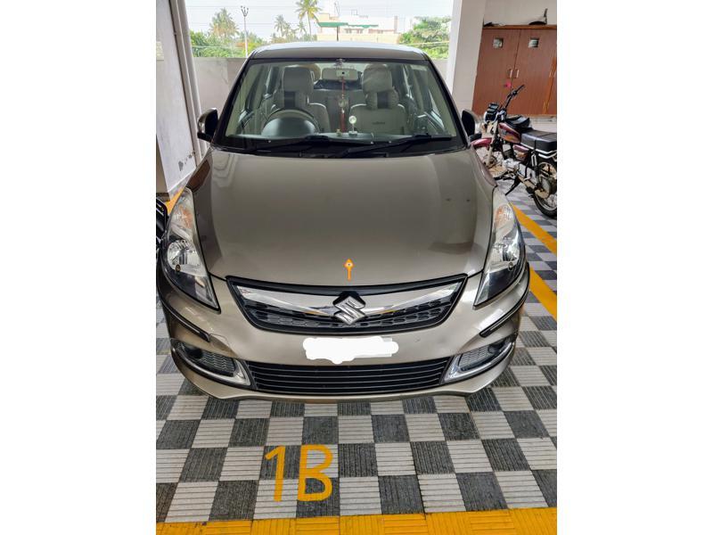 Used 2016 Maruti Suzuki Swift Dzire Car In Erode