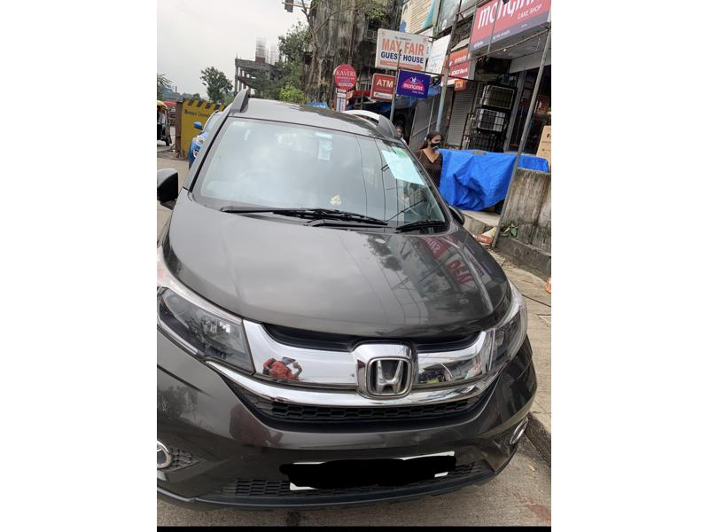 Used 2017 Honda BR-V Car In Mumbai