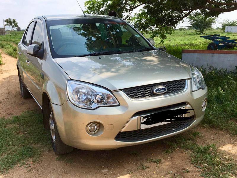 Used 2008 Ford Fiesta (2006 2011) Car In Tirupur
